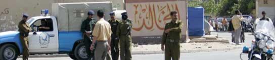 Atentado en Yemen