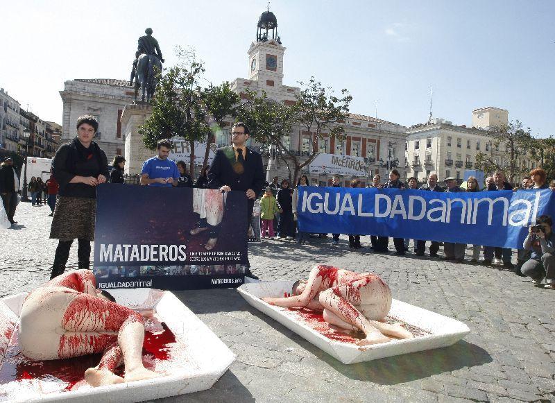Contra el consumo de carne