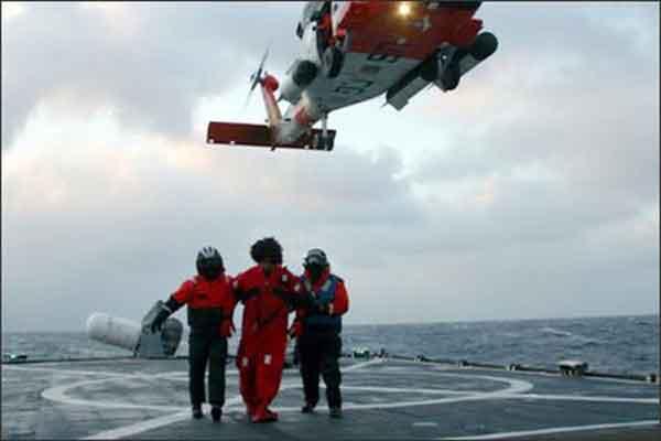 Cuatro tripulantes muertos y uno desaparecido tras hundirse barco pesquero en EE UU