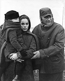 David Lean en Dr. Zhivago.