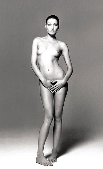 Foto 250308 Carla Bruni Desnuda Desnudos Magistrales Y Millonarios