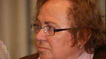 La presidenta de la AVV Bahía Gaditana, Manuela Molina. M.V.
