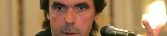 """Aznar confiesa que los españoles tiene una """"cierta inclinación al masoquismo histórico"""""""