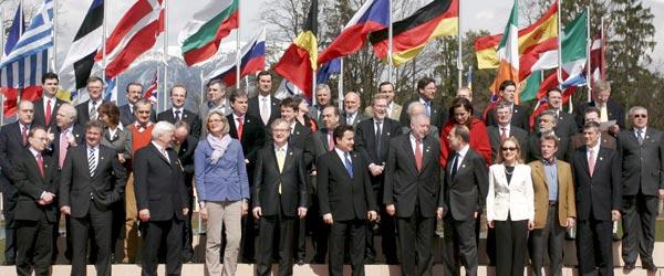 Cumbre Europea de Ministros de Asuntos Exteriores