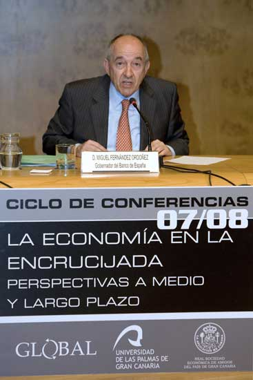 Miguel Fernández Ordóñez