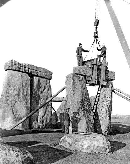 El santuario de Stonehenge