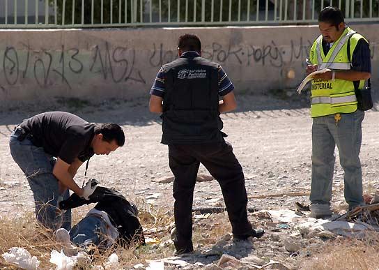 Cuatro cadáveres en Ciudad Juárez