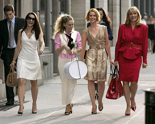 Ofrecen vivir 4 d as como carrie bradshaw for Piso carrie bradshaw