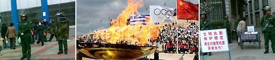 Boicot a los Juegos de Pekín