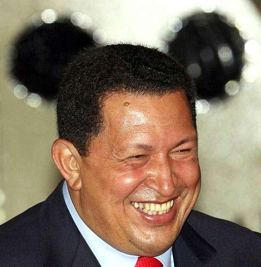 Chávez Mickey Mouse