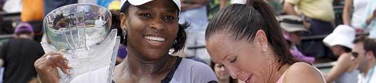 Serena Williams y Jelena Jankovic