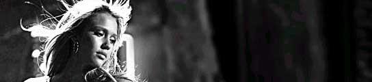 La actriz Jessica Alba, en una imagen de 'Sin City'.