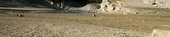 La sequía aumenta la contaminación