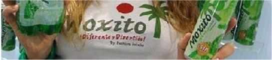 Moxito se presentó en la pasada edición de Alimentaria 2008.