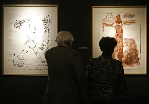 Polémica por una exposición sobre Cristo