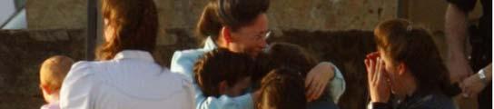 Más de 400 niños fueron evacuados de una secta en Texas