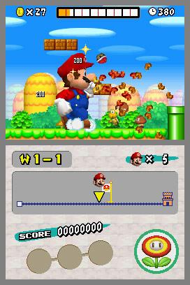 New Super Mario Bros.. Y Mario tampoco podía faltar, este año con New Super Mario Bros y con Mario Kart DS.
