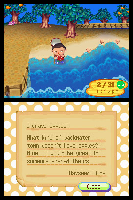 Animal Crossing para DS. Animal Crossing: Wild World cierra los diez superventas.