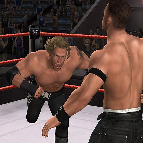 WWE Smackdown! VS RAW 2007. WWE Smackdown! VS RAW 2007 en su edición Platino para PS2.