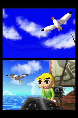 The legend of Zelda: Phantom Hourglass.. The legend of Zelda: Phantom Hourglass en el puesto 18.