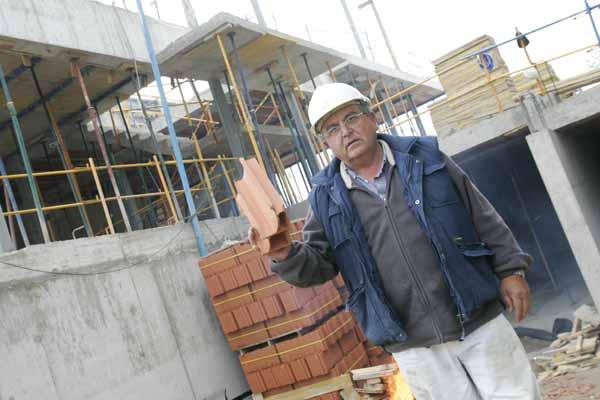 El paro en el sector de la construcción toma aire en las reformas