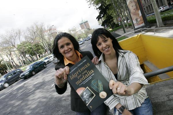 Tania Lamarca y Cristina Gallo,