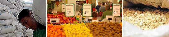 La alta inflación en los alimentos durará muchos años. (ARCHIVO).