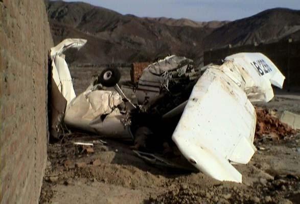 Cinco turistas franceses mueren en Perú al estrellarse la avioneta en la que viajaban
