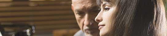 Ben Kingsley y Penélope Cruz, en 'Elegy'.