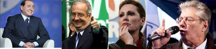 Italia, en elecciones