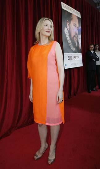 Cate Blanchett da a luz a su tercer hijo