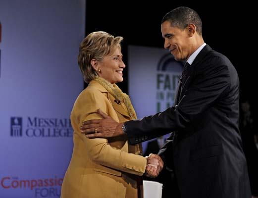 Clinton aprovecha un tropiezo de Obama de cara a las primarias de Pensilvania