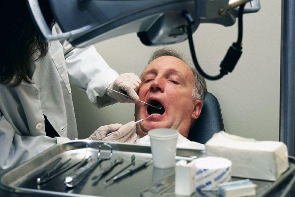 Revivsión de dentista