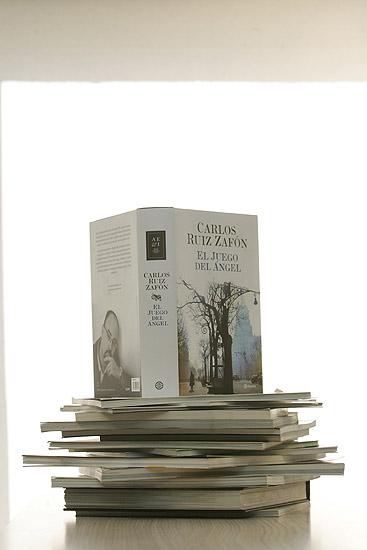 el juego del ángel': los principales personajes de la novela ... - Libreria Sempere E Hijos Barcelona