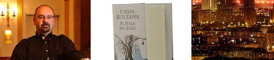 'El juego del ángel', la nueva novela de Carlos Ruíz Zafón.