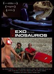 el sexo de los dinosaurios cartel