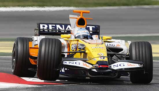 Renault R28.