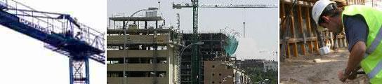La crisis del ladrillo afecta a inmobiliarias y constructoras.