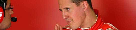 Michael Schumacher asegura que Massa motivó su retirada