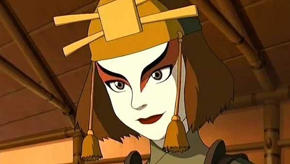 Imagen de la serie de televisión 'Avatar, la leyenda de Aang'.