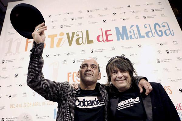 José Corbacho y Juan Cruz