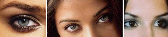 Un maquillaje para cada tipo de ojos  (Imagen: ARCHIVO)