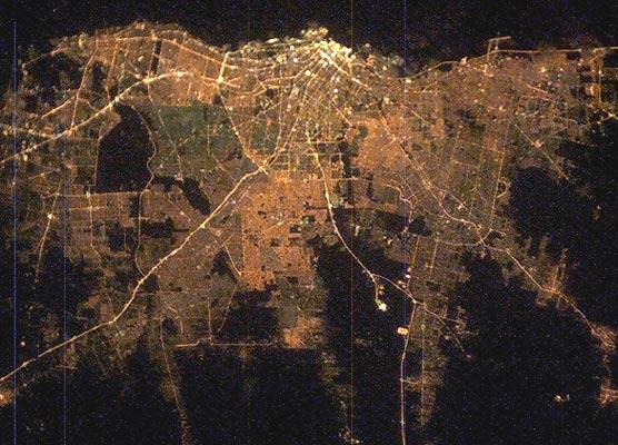 Ciudades de noche, Buenos Aires