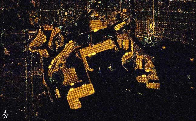 Ciudades de noche, Long Beach