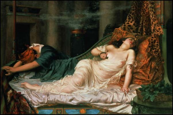 Buscarán la tumba de Cleopatra mediante un radar