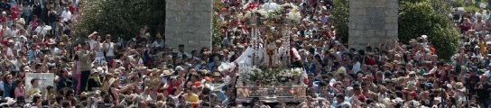 Romería de la Virgen de la Cabeza en Andújar