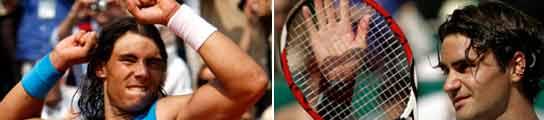 Nadal y Federer en Montecarlo