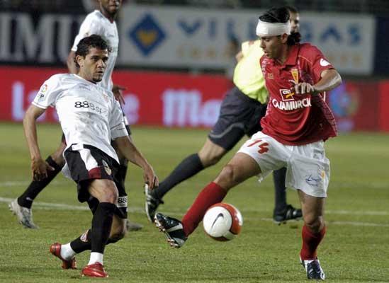 Alves y Pablo García