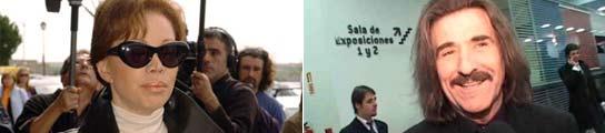 Paloma San Basilio y Luis Cobos