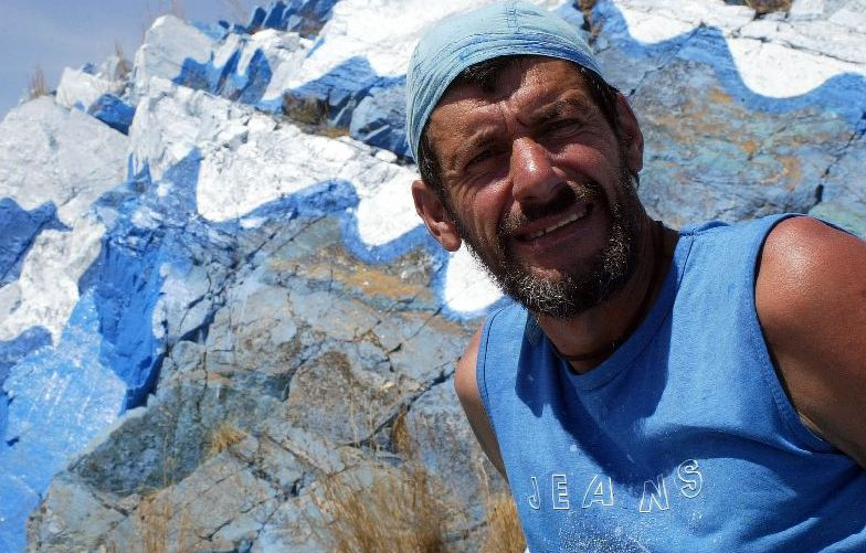 Diego López, el pintor del monte del Cabezo